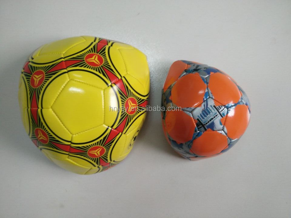 Promotional Size1,2,3,4,5 wholesale PVC cheap soccer balls for sale