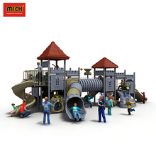 Plastic Outdoor Children Playground Equipment