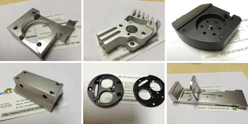 CNC Milling High Precision Aluminum Anodized Parts Custom CNC Milling Manufacturer