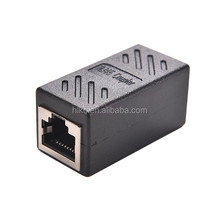 RJ45 Female to Female Network Ethernet LAN Connector 8P8C Adapter Coupler