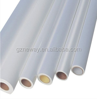 pvc self adhesive vinyl film sheet roll sticker for photo album and picture protection (made in China)