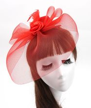 China Professional Feather Headband Fascinator Supplies