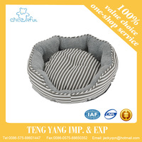 2016 new fashion winter round with different sizes metal dog bed