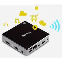 Hot sale China products mini Desktop PC with Intel x5-Z8350 CPU mini desktop
