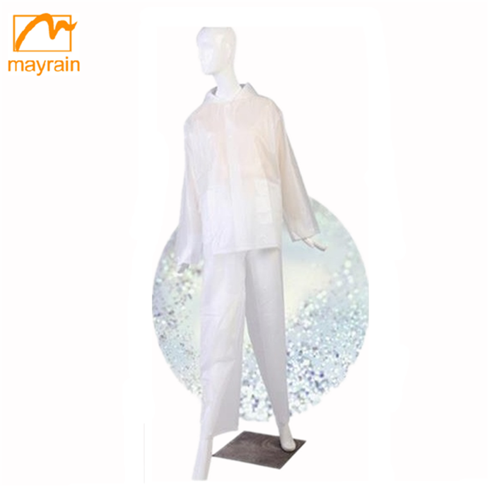 plastic rain suits whole body cover