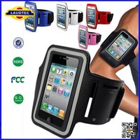 For iPhone 6 Running Sports Gym Strap Armband Case Mobile Cover Holder Pouch -Laudtec
