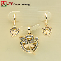 JN8030 Hot Animal Dragonfly jewelry sets Good Quality Jewelry sets for women
