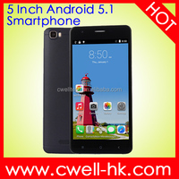 Original Quad Core 8GB ROM Android 5.1 Ultra Slim Star G9 China 3g WCDMA GSM Dual SIM Smart Phone