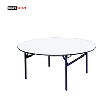 Round Event Foldable Banquet Table For Sale