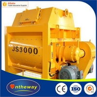 Customized hot sale cheap automatic concrete mixer JQ350