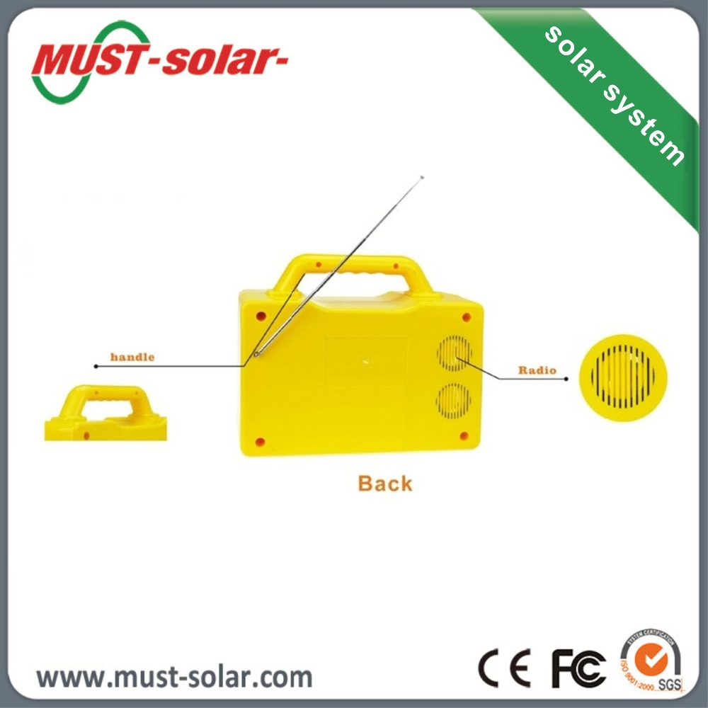 30W solar power DC system mobile charging mini projects solar DC system