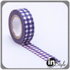 2017 Wholesale decorative adhesive tape custom washi masking tape for scrapbooking and card making