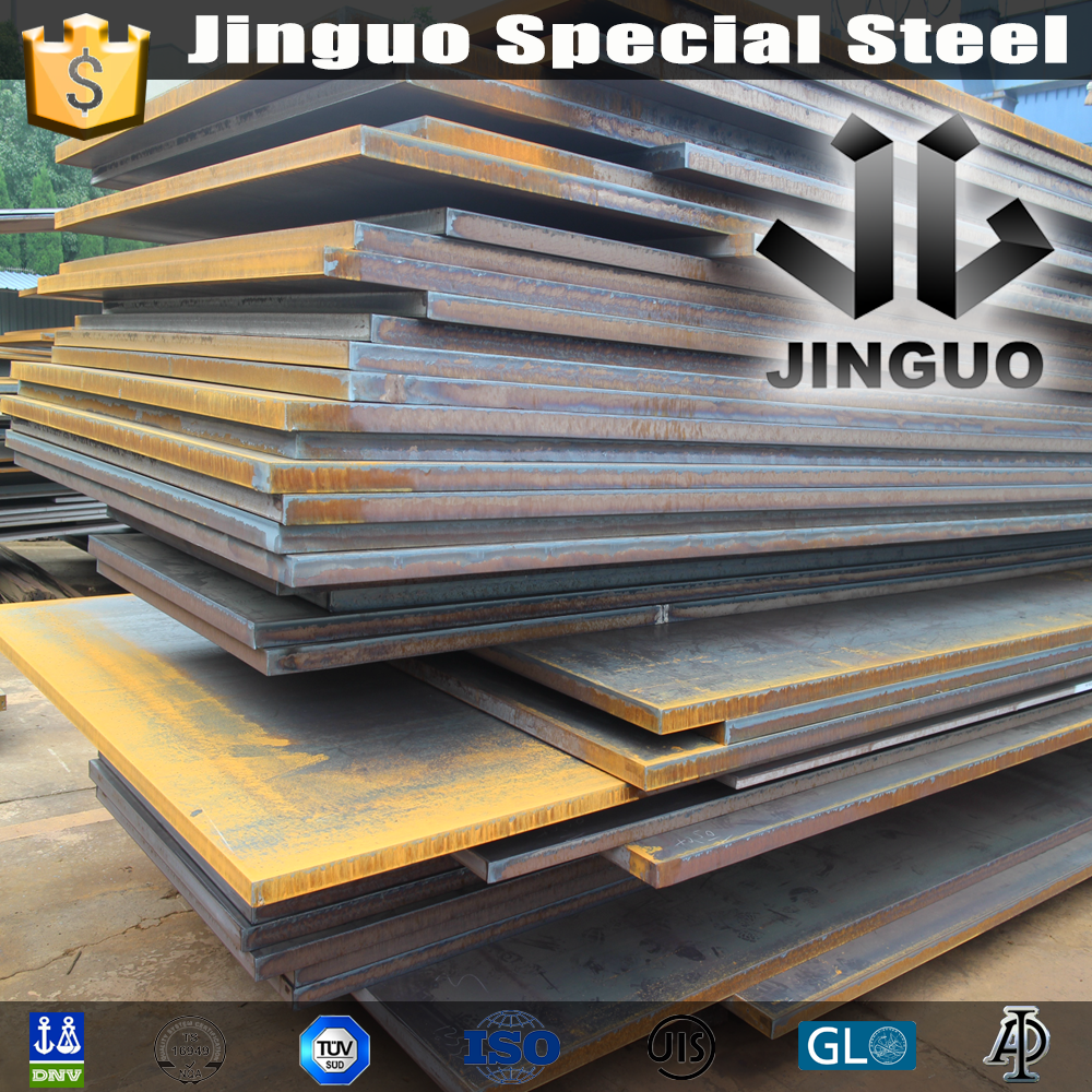 mill alloy steel plate 19Mn6