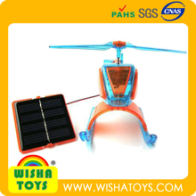 Solar Power toys airplane helicopter Solar toys