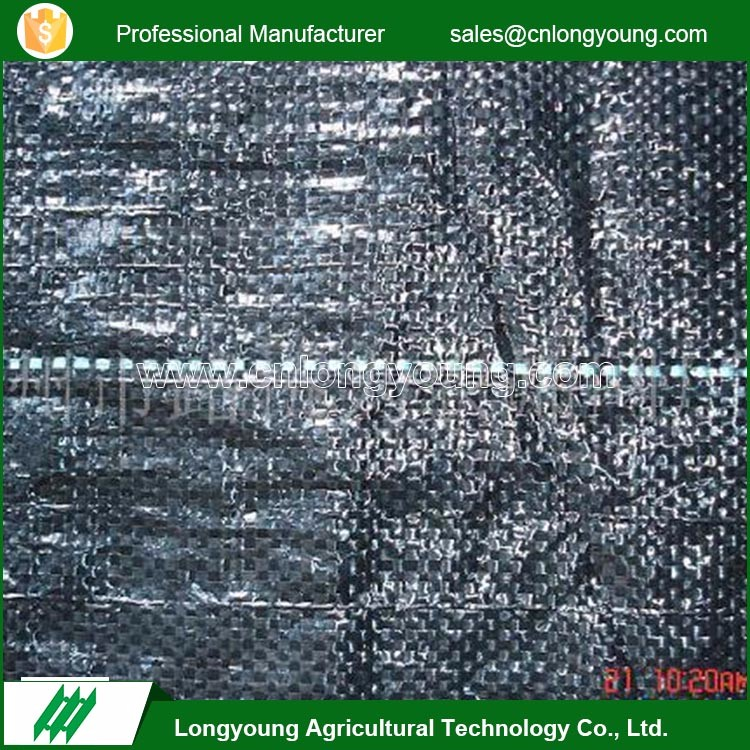 Factory wholesale anti-grass net convenient PE mulch agriculture net