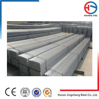 Steel Hot Rolled / Galvanized Steel Equal Angle Iron Sizes
