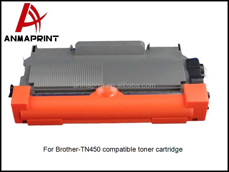 Compatible toner cartridges TN450 for Brother HL2240/2270 laser printer toner cartridge
