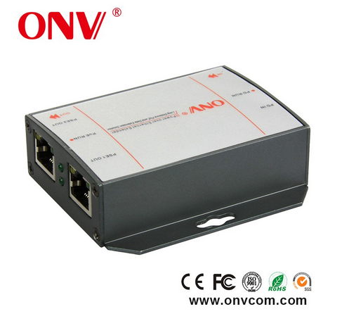 HD IP POE Extender Coaxial Converter Extender Support Long Transmission Distance Power Coax,Range Up To 100M wholesales shoping
