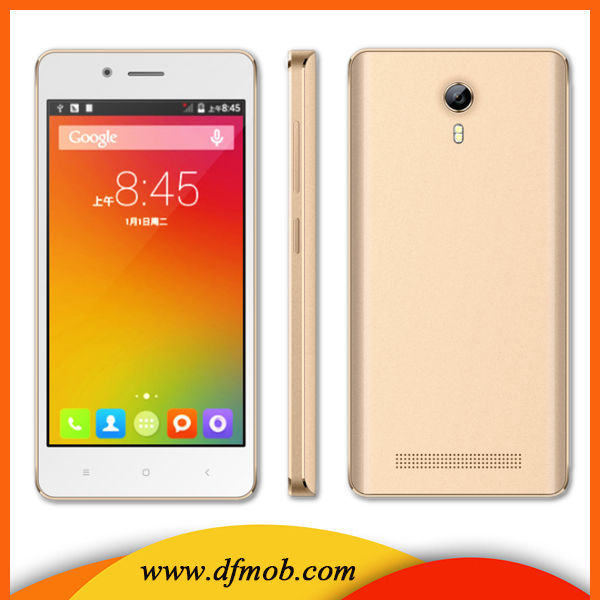 "4.5"" FWVGA Screen MTK6580 Quad Core No Brand 3G Android Phones V19"