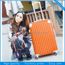 abs/pc trolley luggage set /travel luggage bag/suitcase