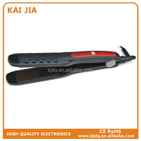 Factory price temperature control ceramic hair straightening machine with price