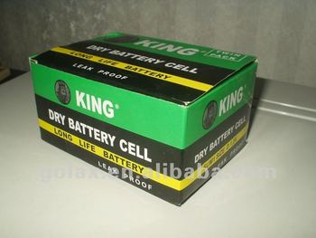 R20 D SIZE KING dry battery