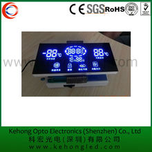 hot sale electronic calendar 12 digits 7 segment led display