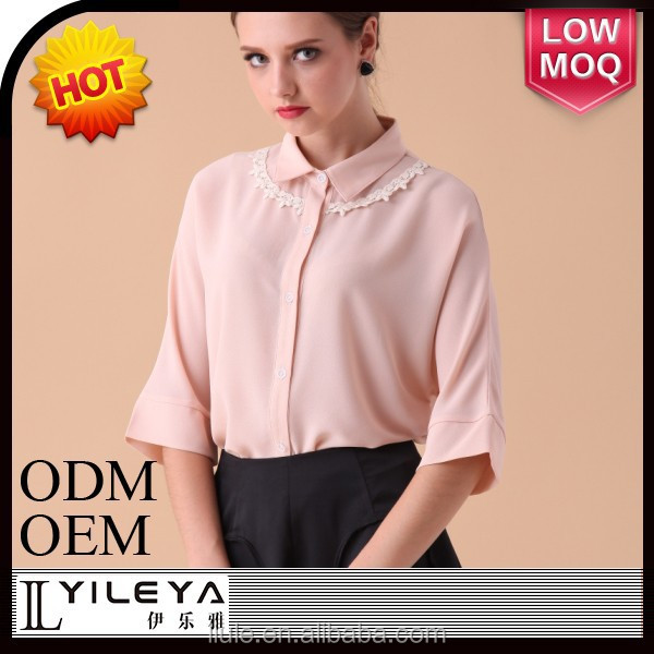 fancy tops for women latest long sleeve hand work blouse designs