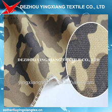 Waterproof fabric, T/C 65/35 twill 20x20108x58 190-200gsm, camouflage fabric wholesale
