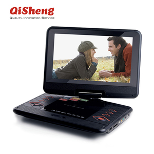 10.1 inch Portable DVD with HD DVB-T2 combo