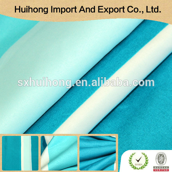 Huihong Soft handle Microfiber super java print fabric