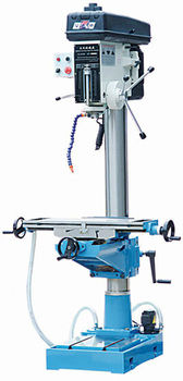 ZX7540 vertical drilling and milling machine