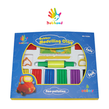 Dabhand Rubber Modelling Clay with clay modeling tools for kids