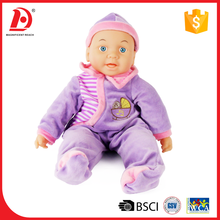 Educational Toy warm sponge doll making baby doll molds