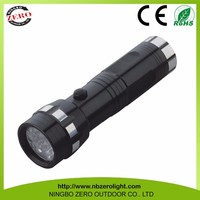 Custom Logo Printed China Led Flashlight