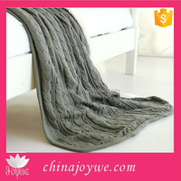 Extra Heavy Bed Blanket, Thermal Bed Sheet, Knitted Bed Sheet