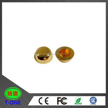 cnc processing metal / CNC OEM manufacturing Brass Turned Parts