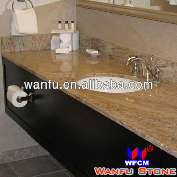 Hotel Granite bath counter tops