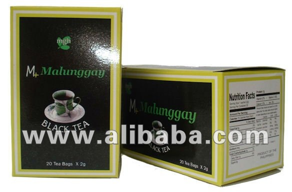 M+ Malunggay Black Tea