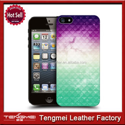Custom tpu cover for iphone 5S, shinny finish with top quality