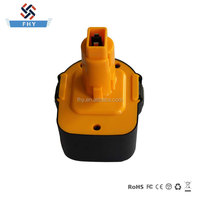 12v 3000mah 3.0Ah Battery for Dewalt XRP DW9072 DC9071 Cordless Power Tools