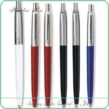 2018 click Stainless Steel Medium Point parker pen