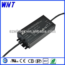 Factory price CE listed constant current waterproof IP67 84W 1.75A 48V WNT led driver