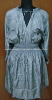 Silk Ladies Dresses