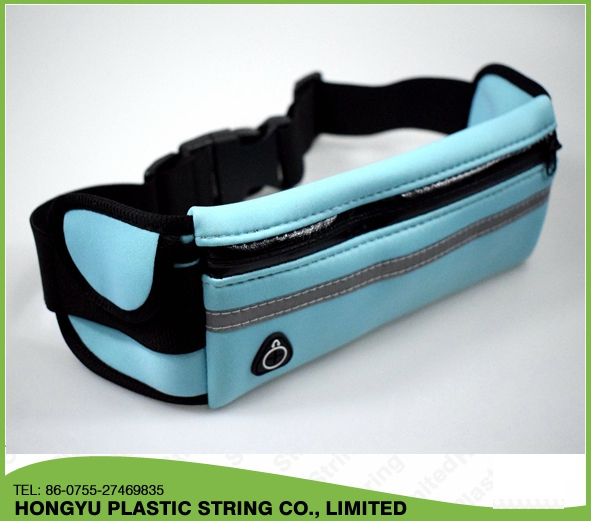 Factory reflective waist bag/colorful wasit pack/waterproof waist bag