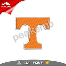 Tennessee Patch Badge Iron-on Custom Embroidery Digitize Pattern