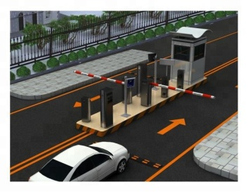 KEYTOP Parking Access Control System(LPR+RFID+TICKET)