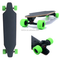 Canadian hard maple electric skateboard 1200w Remote control brushless Best selling electric motor longboard Golden Supplier
