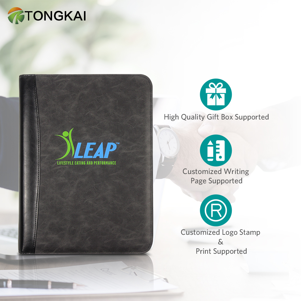 Personalized business organizer, tablet computer bag,agenda holder