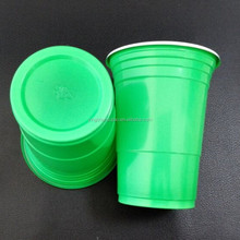 16oz PP plastic beer pong cup/cheap disposable plastic cups/party cup